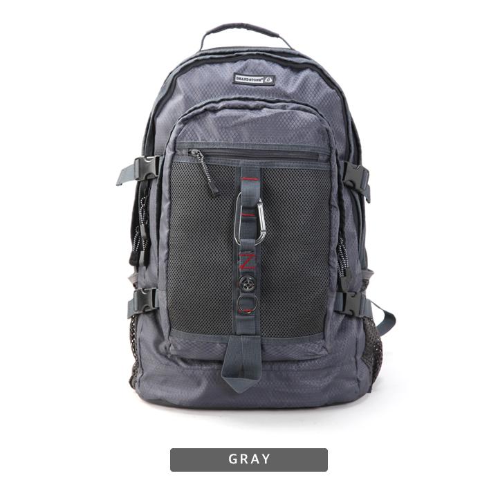GRAND STONE【バランス】 多機能デイパック30L